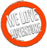 We love adventure