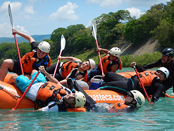 Video rafting en Huasteca